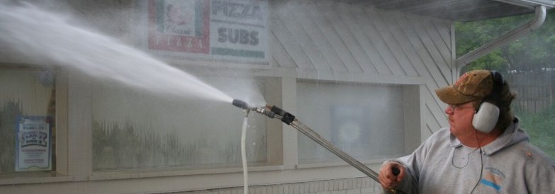 Commercial Power Washing Central NY